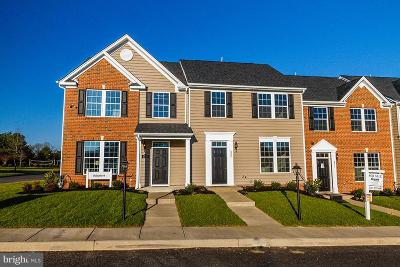 Frederick County Townhouse For Sale: 4794 Hiteshow Drive