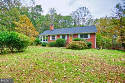 Middleburg Single Family Home For Sale: 22775 Foxcroft Road