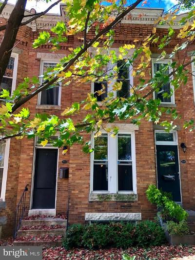 Hampden Townhouse Active Under Contract: 3512 Poole Street