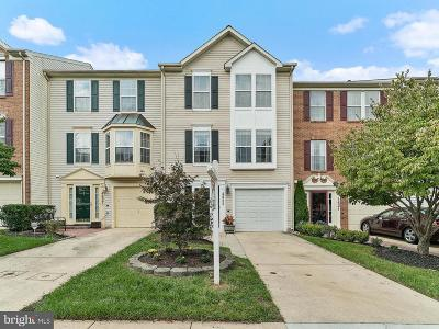 Brookeville, Olney Townhouse For Sale: 4623 Weston Place