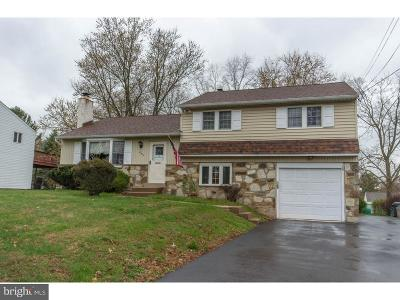 Warminster Single Family Home For Sale: 888 Mearns Road
