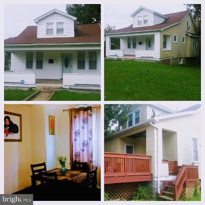 Single Family Home For Sale: 7300 Old Harford Road