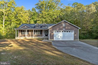 Mechanicsville Single Family Home For Sale: 26734 Three Notch Road