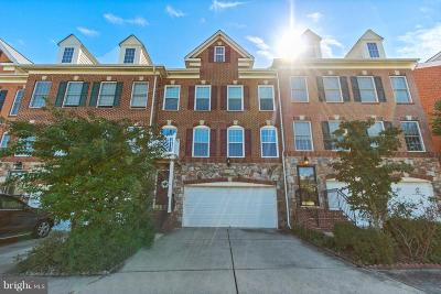 Fairfax Townhouse For Sale: 13039 Starling Court