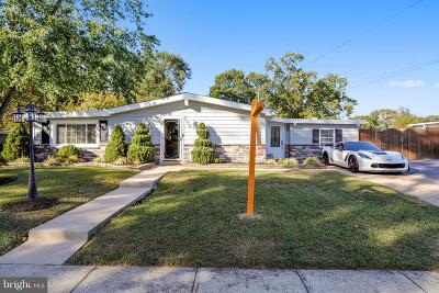 Single Family Home Under Contract: 206 King George Drive