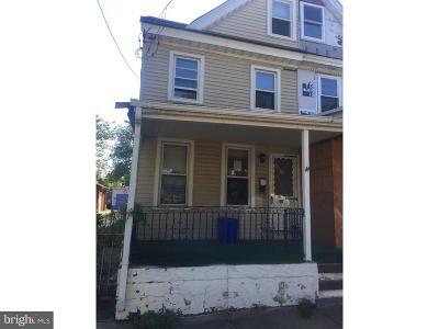 Bucks County Single Family Home For Sale: 924 Wood Street