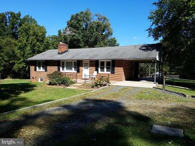 Joppa Single Family Home For Sale: 907 Greenfield Road