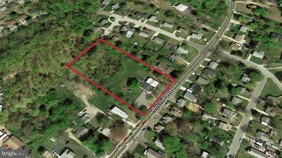 Anne Arundel County, Calvert County, Charles County, Prince Georges County, Saint Marys County Commercial For Sale: 2709 Ritchie Road