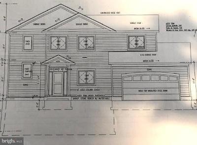 Annapolis Single Family Home For Sale: 286 Cedar Lane