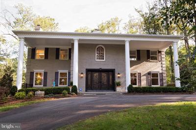 Mclean Single Family Home For Sale: 8304 Alvord Street