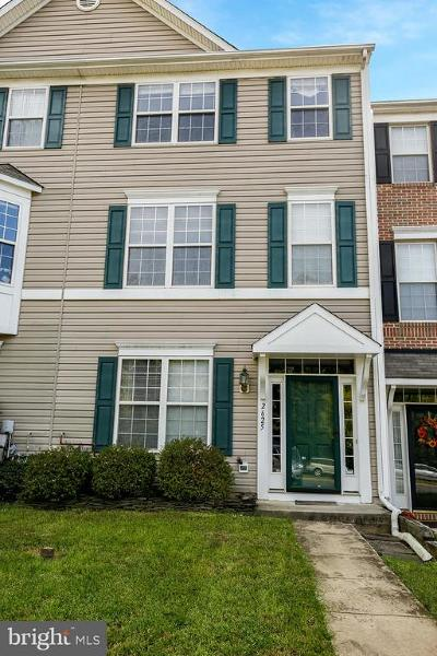 Odenton Townhouse For Sale: 2625 Gray Ibis Court