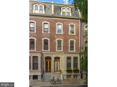 Townhouse For Sale: 2213 Delancey Place