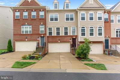 Laurel Townhouse For Sale: 8538 Crooked Tree Terrace