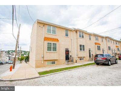 Manayunk Townhouse For Sale: 4660 Smick Street