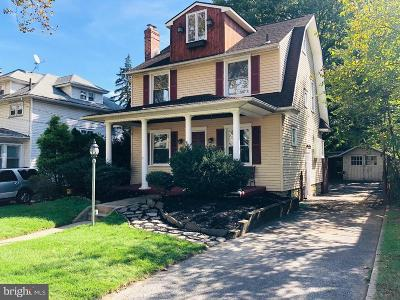 Pennsauken Single Family Home For Sale: 6710 Collins Avenue