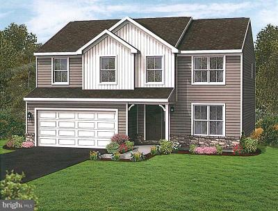 New Holland Single Family Home For Sale: 430 Jared Way #LOT 22