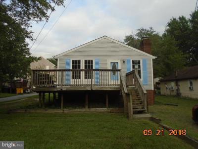 Pasadena Single Family Home For Sale: 7959 Elizabeth Road
