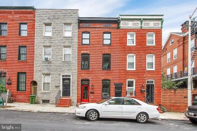 Baltimore Townhouse For Sale: 1915 E Lombard Street