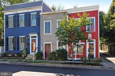Alexandria Townhouse For Sale: 806 Pendleton Street