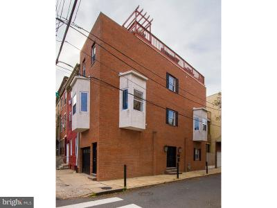 Graduate Hospital Townhouse For Sale: 610 S 15th Street