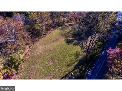 Downingtown Residential Lots & Land For Sale: 555 Creek Road