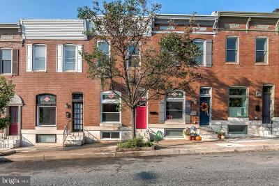 Baltimore Townhouse For Sale: 3130 Foster Avenue
