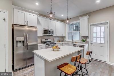 Baltimore Townhouse For Sale: 3827 Hudson Street