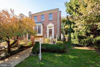 Columbia Townhouse For Sale: 5515 April Journey #118
