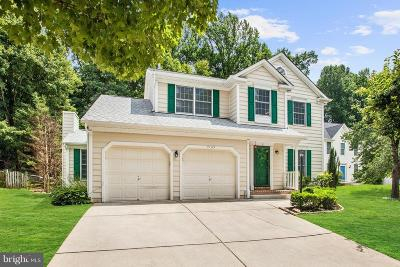 Columbia Single Family Home For Sale: 7145 Morning Light Trail