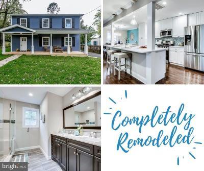 Falls Church Single Family Home For Sale: 1840 Cherri Drive