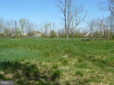 Bucks County Residential Lots & Land For Sale: L;41 Stump Road