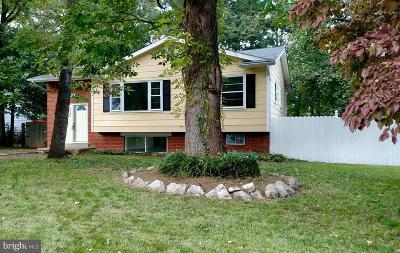 Lorton Single Family Home For Sale: 7608 Devries Drive