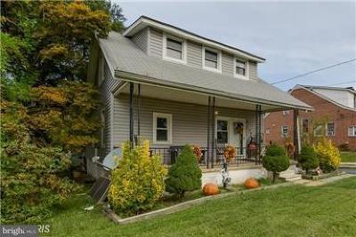 Baltimore Single Family Home For Sale: 8316 Philadelphia Road