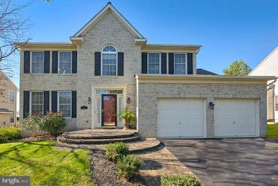 Frederick County Single Family Home Under Contract: 223 Creek Walk Drive