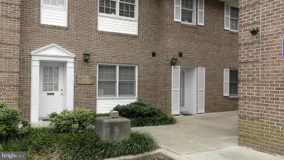 Upper Marlboro Condo For Sale: 9560 Marlboro Pike #101-102