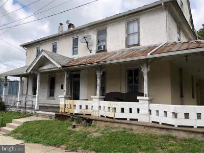 Bucks County Multi Family Home For Sale: 113 Diamond Street