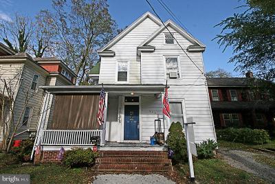 Salisbury Single Family Home For Sale: 305 E William Street
