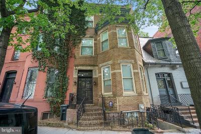 Washington DC Townhouse For Sale: $1,549,900