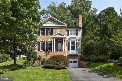 Alexandria VA Single Family Home For Sale: $1,175,000