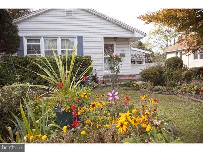 Vineland Single Family Home For Sale: 613 Washington Avenue