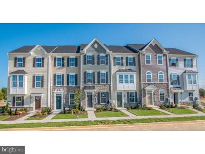 Middletown Townhouse For Sale: 5000 Merrimac Avenue