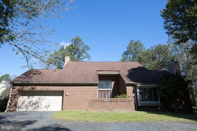 Potomac Single Family Home For Sale: 10605 Macarthur Boulevard