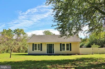 Spotsylvania Single Family Home For Sale: 9535 Lawyers Road