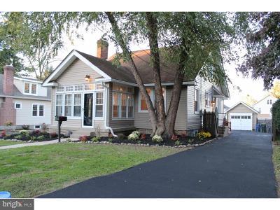 Abington Single Family Home For Sale: 2133 Parkview Avenue