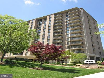 Arlington Condo For Sale: 4600 Four Mile Run Drive #341