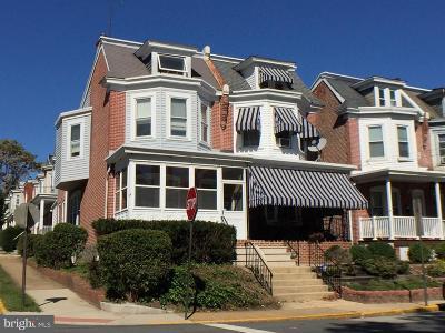 Wilmington Single Family Home For Sale: 1901 N Washington Street