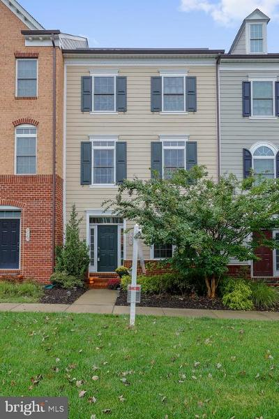 Howard County Townhouse For Sale: 7903 Tuckahoe Court