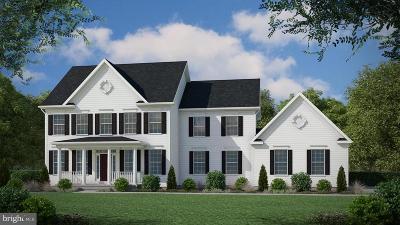 Fredericksburg VA Single Family Home For Sale: $513,800