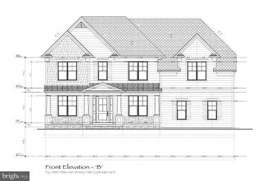 Fredericksburg VA Single Family Home For Sale: $546,400