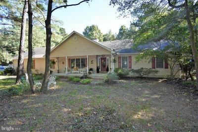 Denton, Church Hill, Annapolis, Stevensville, Upper Marlboro, Easton, Brandywine Single Family Home For Sale: 10605 River Road